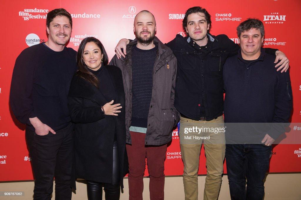 """""""Wild Wild Country"""" Red Carpet Premiere - 2018 Sundance Film Festival - 2018 Park City : Nachrichtenfoto"""