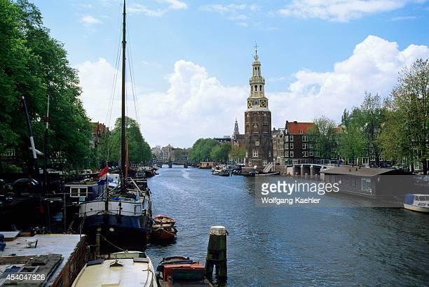 Netherlands Amsterdam Grachtcanal