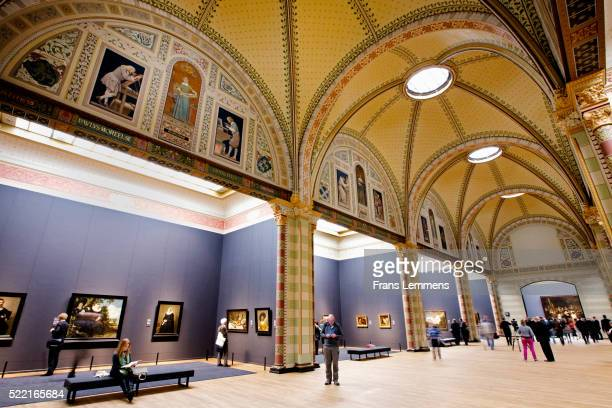 Netherlands, Amsterdam, Rijksmuseum, Gallery Of Honour