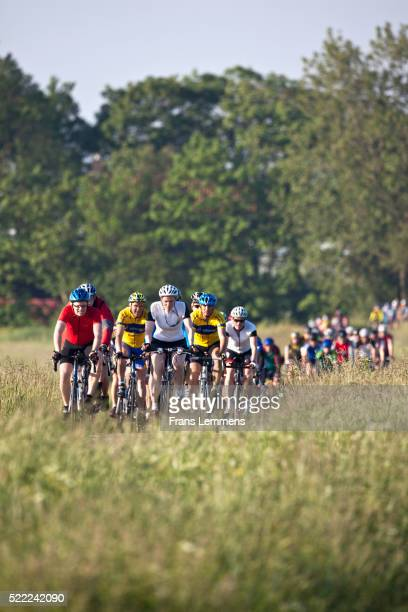Netherlands, Arum, Cycling tour