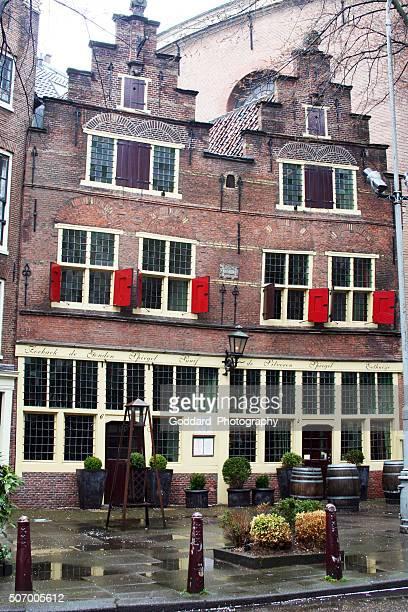 Pays-Bas: De Silveren Spiegel à Amsterdam