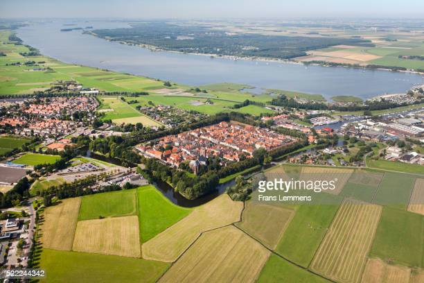 Netherlands, Elburg. The Fortified Center Of The City