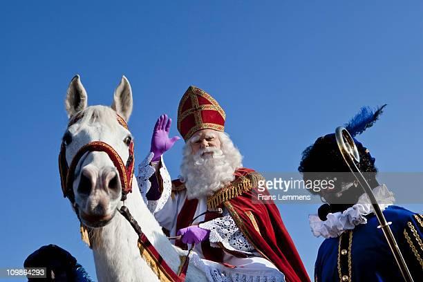 Netherlands, Festival of Sinterklaas