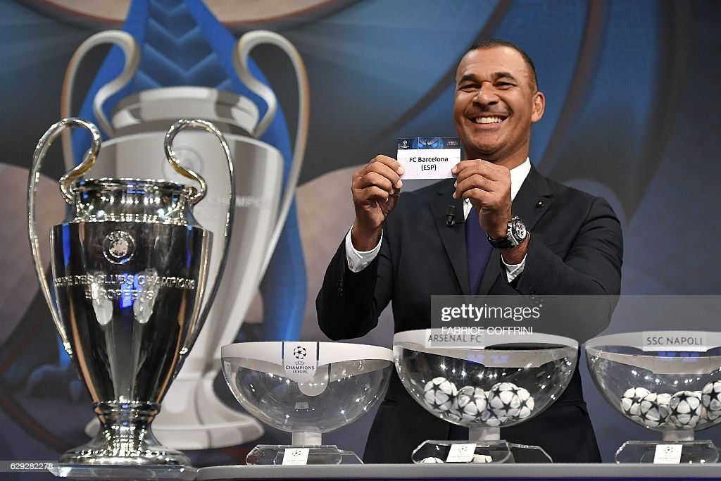 UEFA Champions League and Europa League Draws