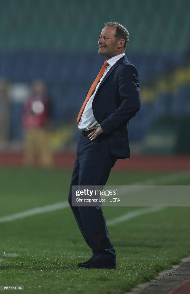 Bulgaria v Netherlands - FIFA 2018 World Cup Qualifier
