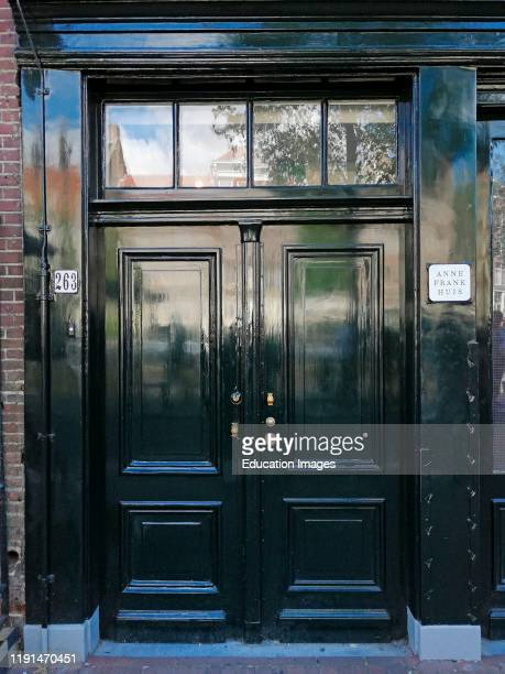 Netherlands Holland Amsterdam Anna Frank House