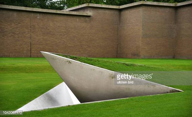 The Sculpture Garden of the KroellerMueller Museum is a remarkable exhibition and a beautiful mixture of art and nature on in Hooge Veluwe