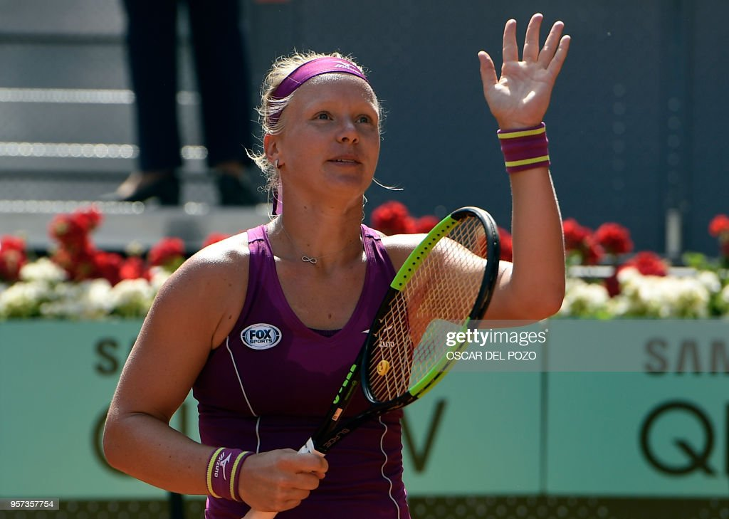 TENNIS-WTA-ESP : News Photo