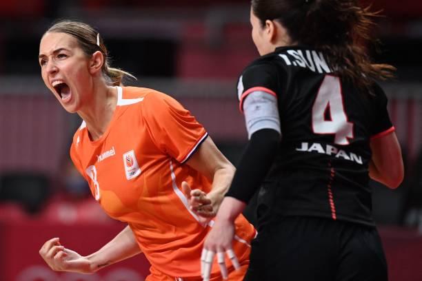 JPN: Handball - Olympics: Day 2