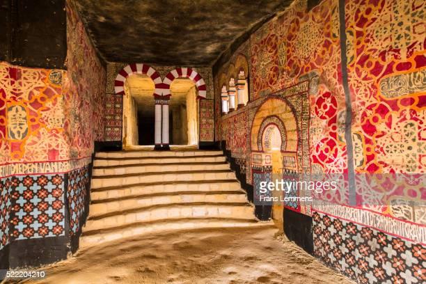 netherlands, maastricht, caves of sint pietersberg - オランダ リンブルフ州 ストックフォトと画像