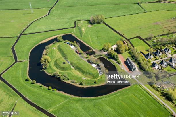 Netherlands, Markenbinnen, Fort Called Markenbinnen