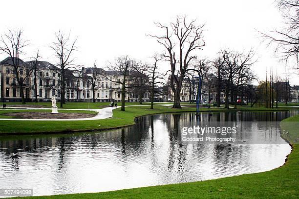 netherlands: musispark in arnhem - arnhem stockfoto's en -beelden