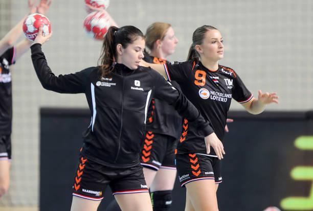 HRV: Netherlands v Brazil: HEP Croatia Cup