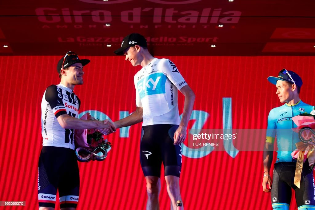 2018 Giro d'Italia - Stage Twenty One