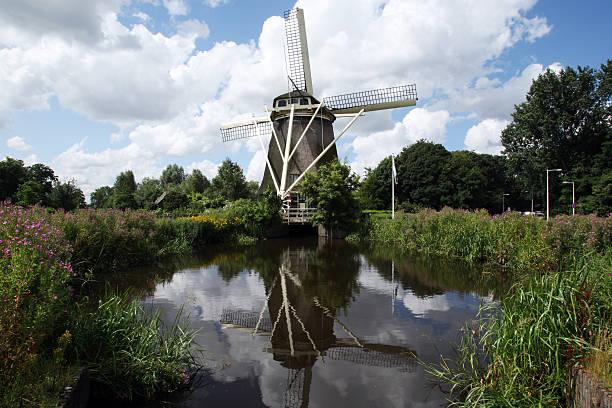Netherlands Rieker Molen