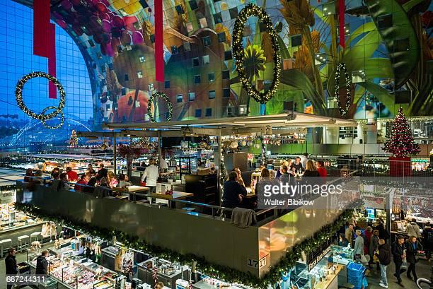 Netherlands, Rotterdam, Interior
