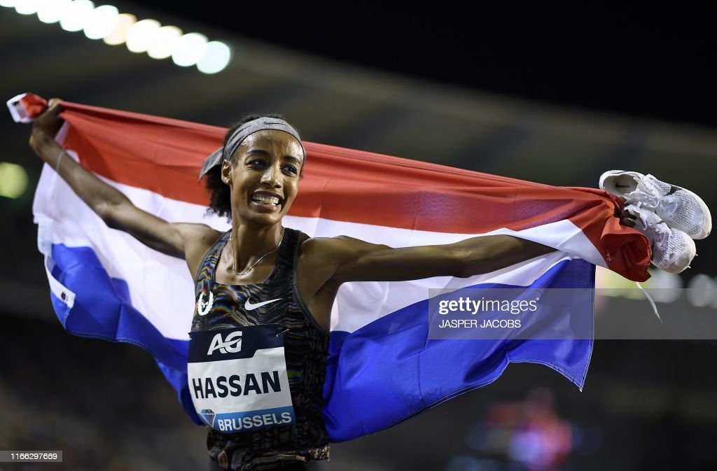 ATHLETICS-BEL-IAAF-DIAMOND : News Photo