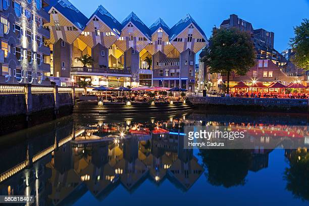 Netherlands, South Holland, Rotterdam, Old harbor
