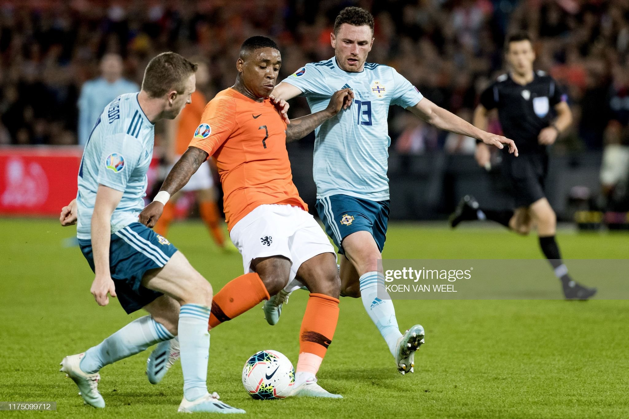 Northern Ireland v Netherlands preview, prediction and odds