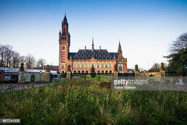 netherlands, the hague, exterior - the hague stock pictures, royalty-free photos & images