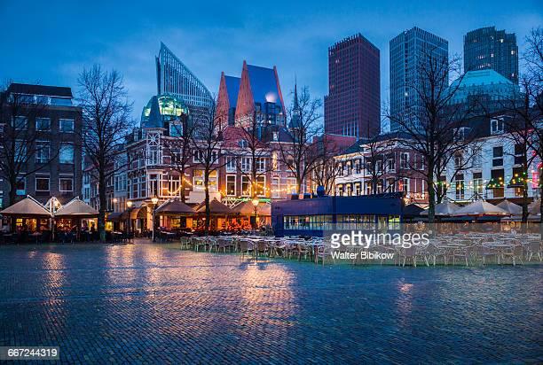 Netherlands, The Hague, Exterior