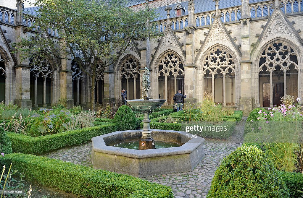 St Martins Cathedral Middle Ages French Gothic Protestant