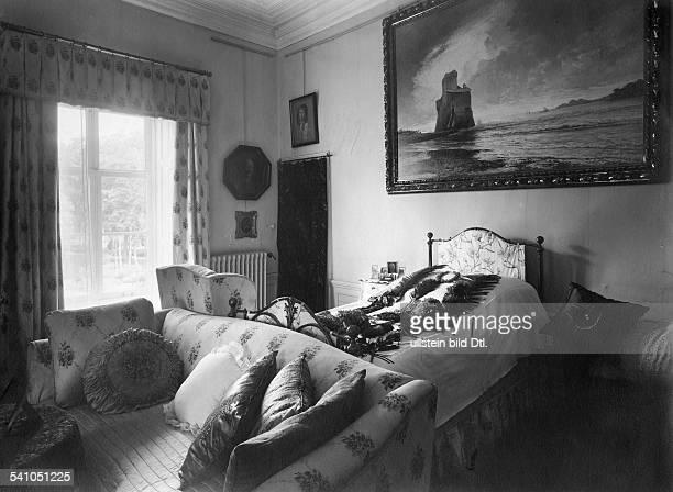 Netherlands Utrecht Wilhelm II German Emperor King of Prussia *27011859 German Emperor 18881918 King of Prussia exile in Doorn Doorn castle the room...