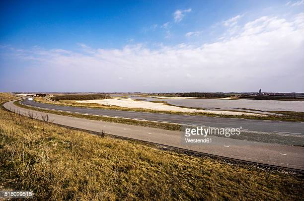 Netherlands, Zeeland, Domburg, Walcheren, Westkapelle, Lighthouse