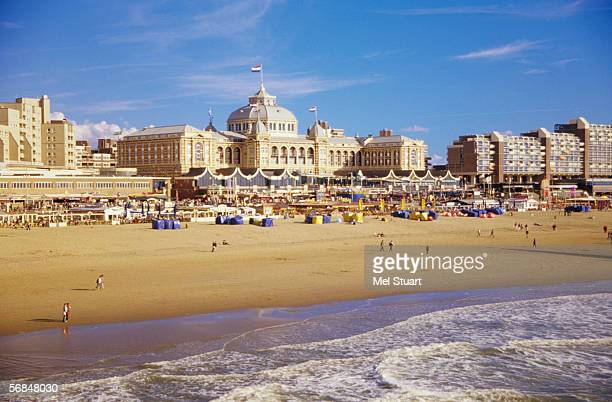 netherlands, zuid holland, scheveningen, wellness resort - the hague stock pictures, royalty-free photos & images