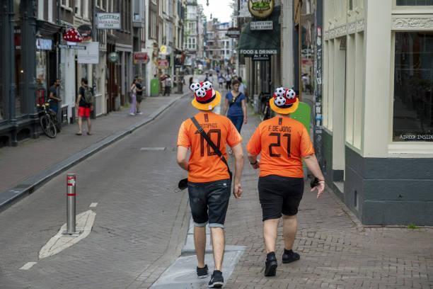 NLD: Netherlands v Austria - UEFA Euro 2020: Group C