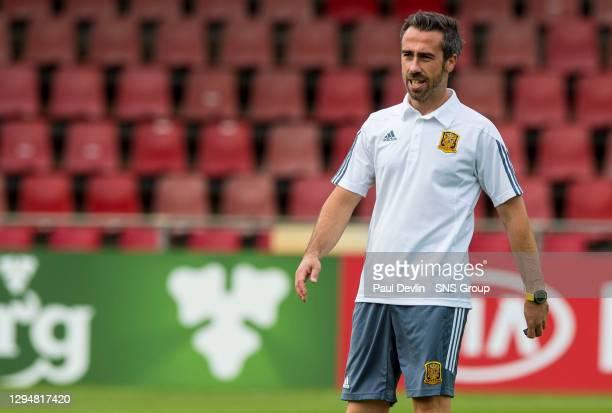 Spain manager Jorge Vilda