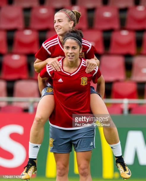 Spain's Marta Torrejón