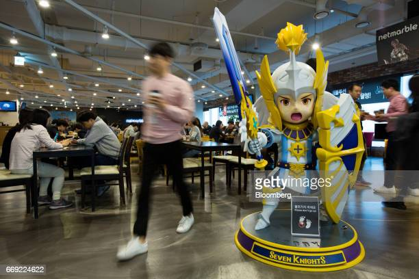 21 Inside Netmarble Games Corp Headquarters As Company Seeks