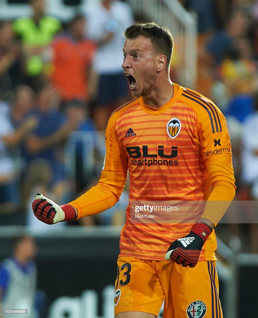 Maillot Domicile Valencia CF Neto