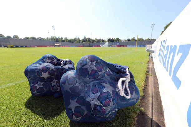 DEU: FC Bayern Muenchen Training And Press Conference