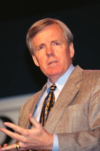 Netscape CEO James Barksdale