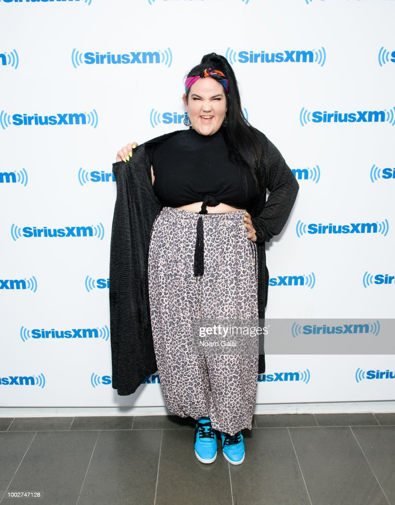 Celebrities Visit SiriusXM - July 20, 2018