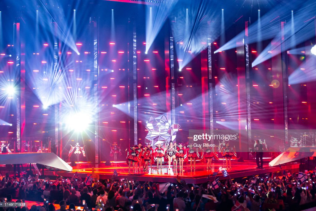 Eurovision Song Contest 2019 - Semi Final : News Photo