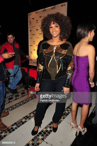 Netta Moore attends NEYO's 30th Birthday Party hosted by MARY J BLIGE at Cipriani 42nd Street on October 17 2009 in New York