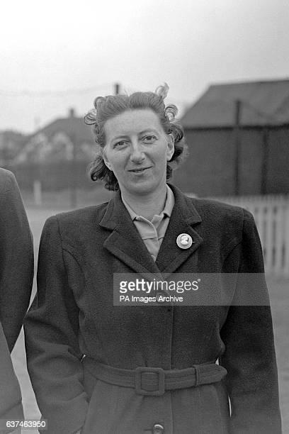 Netta Rheinberg Women's Cricket Association Secretary