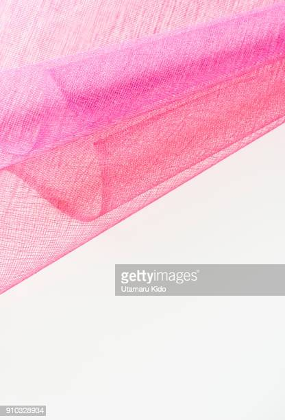 netted fabric. - チュール生地 ストックフォトと画像