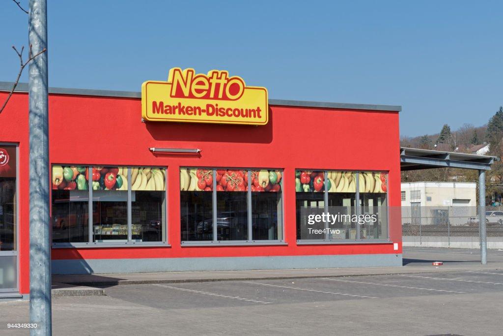 Netto Supermarkt De