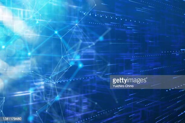 network communication and data speed - science and technology stock pictures, royalty-free photos & images