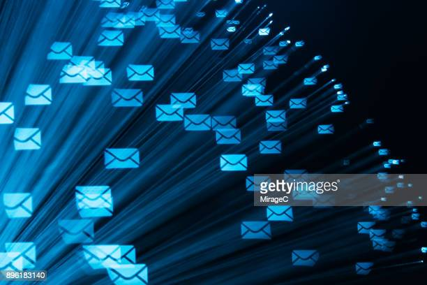 network communications - e mail stock pictures, royalty-free photos & images