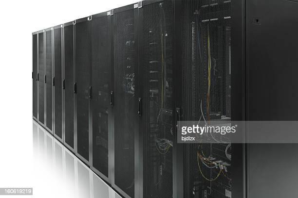 Netzwerk Daten Schrank