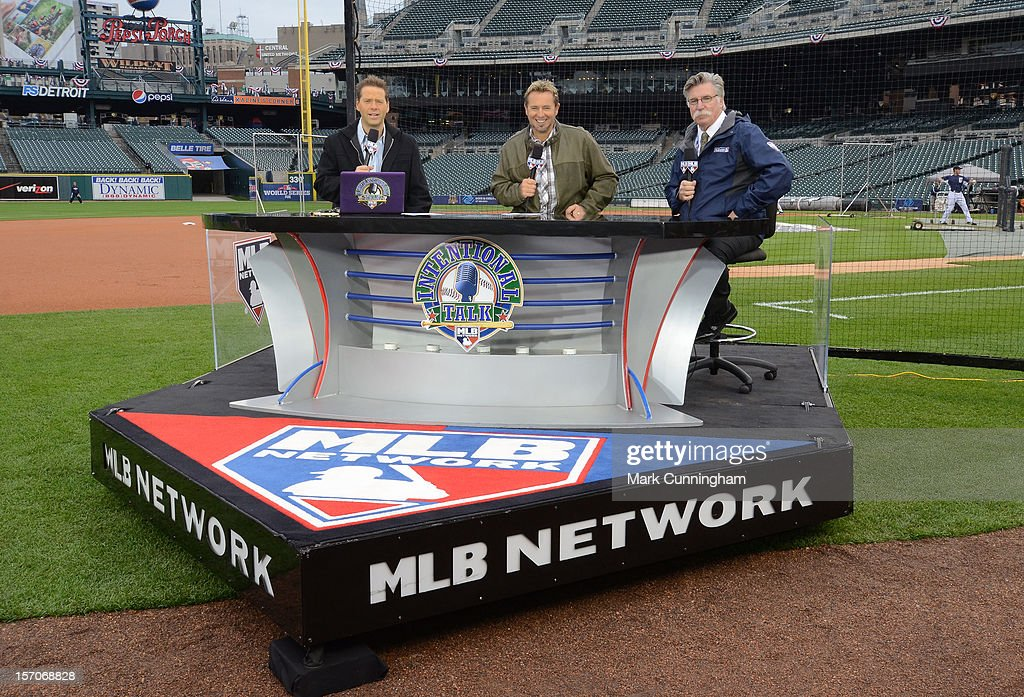 World Series - Media Day