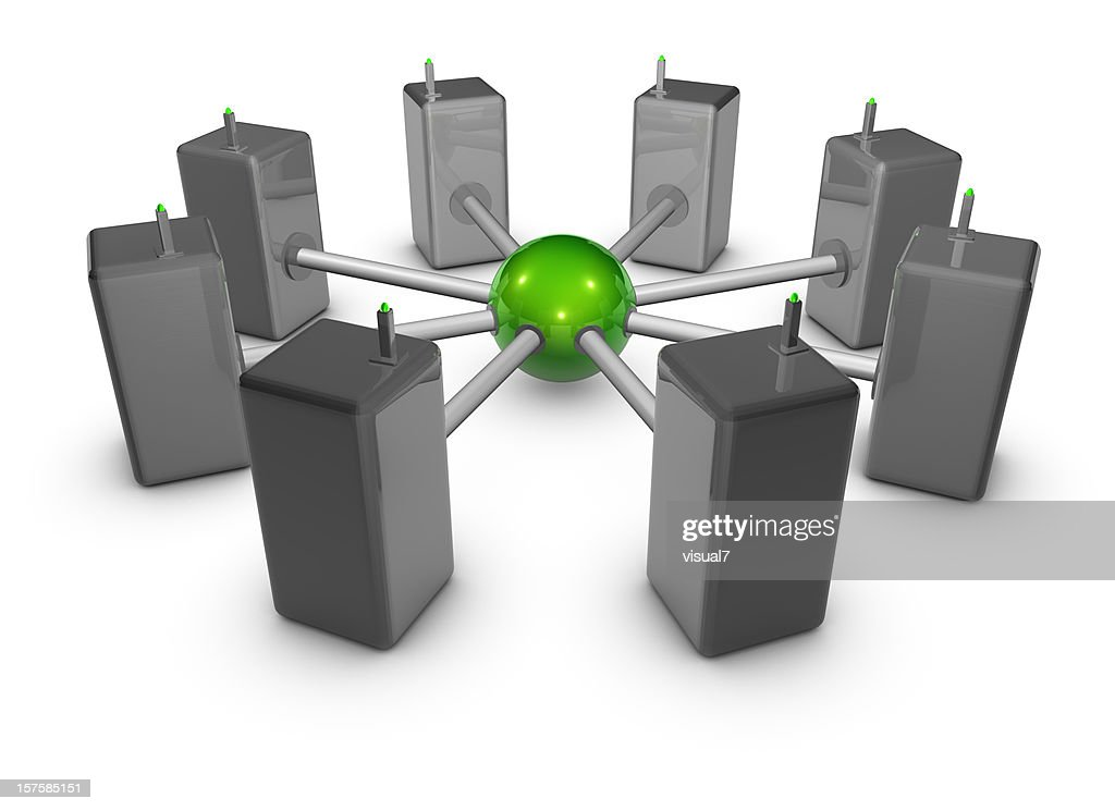 network : Stock Photo