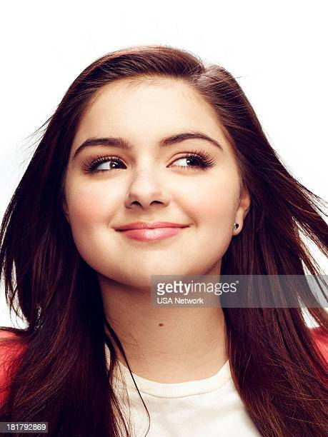 USA CORPORATE USA Network Upfront 2013 Talent Portraits Pictured Ariel Winter as Alex Dunphy on Modern Family