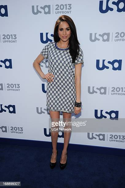 """Network Upfront at Pier 36 in New York City on Thursday, May 16, 2013"""" -- Pictured: Meghan Markle --"""