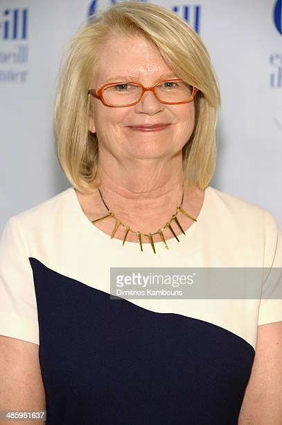 Network/Former Executive at ABC/Disney Gerry Laybourne arrives at the Eugene O'Neill Theater Center event to present Meryl Streep with the 14th...